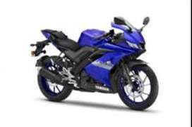Yamaha R15 and MT15 at very lowdown payement