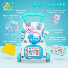 Push Walker/baby wlaker edukasi