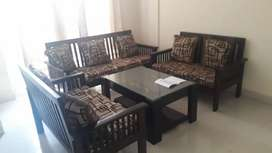 3bhk fully furnished in Escon arena