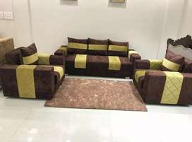 0 emi Bajaj finance  pay in 8 emi 5 seater sofa