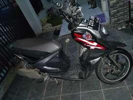 Yamaha X-RIDE 125 Black KM 13rb Siap pakai