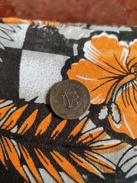 Very very old rare coin(travancore coin)