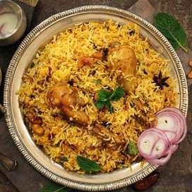 Biryani cook required