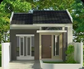 Design rumah lengkap + RAB