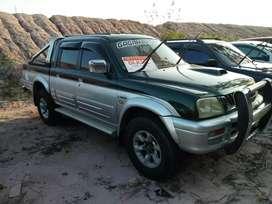 Mitsubishi strom 2001 auto