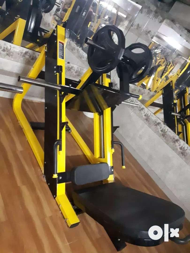 Gym machines 0