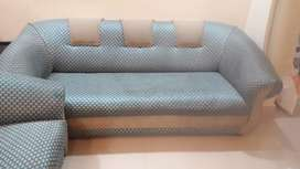Sofa with chairs 3+2