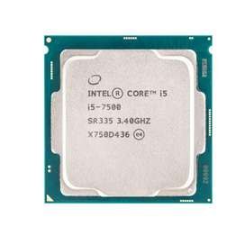 Intel® Core™ i5-7500 Processor 6M Cache, up to 3.80 GHz/GIGABYTE B250m