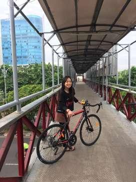 Sepeda balap road bike rb murah bagus