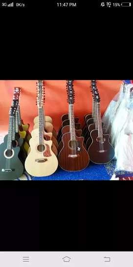 Semi elt guitar