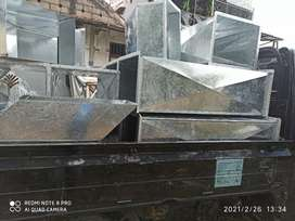 Ducting instalasi bjls dan pu