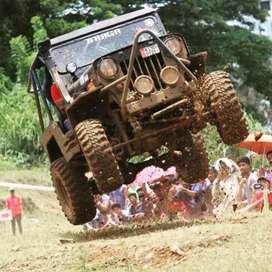 Bharat Jeeps Modified