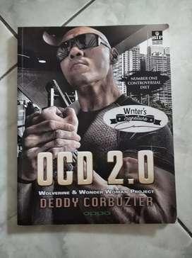 OCD 2.0 Deddy Corbuzier official autographed
