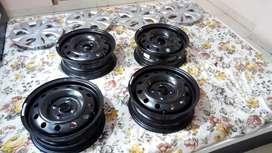 Swift 4 Rim wheel + wheel cover