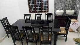 6 SEATER HIGH QUALITY DINING TABLE SETS. FACTORY DIRECT DELIVERY.
