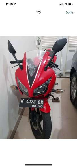 Cbr 150 2015 Merah