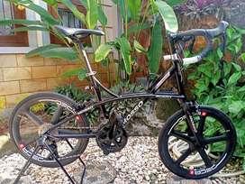 Roadbike road bike minivelo mini velo mosso 20XR1 shimano 105 r7000