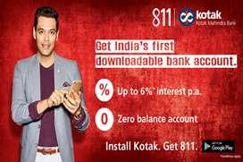 KOTAK 811 Savings Account