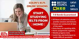 IELTS/ TOEFL One-to-One training