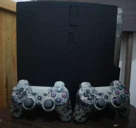PS3 SLIM HDD 500GB,FULLGAME,FULLSET,KOMPLIT