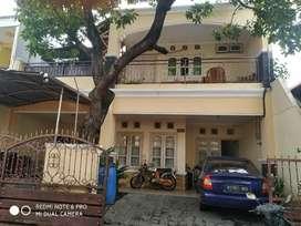 Jual Rumah 2Lt Krukah Selatan Surabaya Mutah Bagus BU