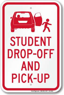 Need Drop Off from School to Home