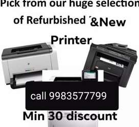 COLOUR AND INKJET PRINTER IN NEW CONDITION