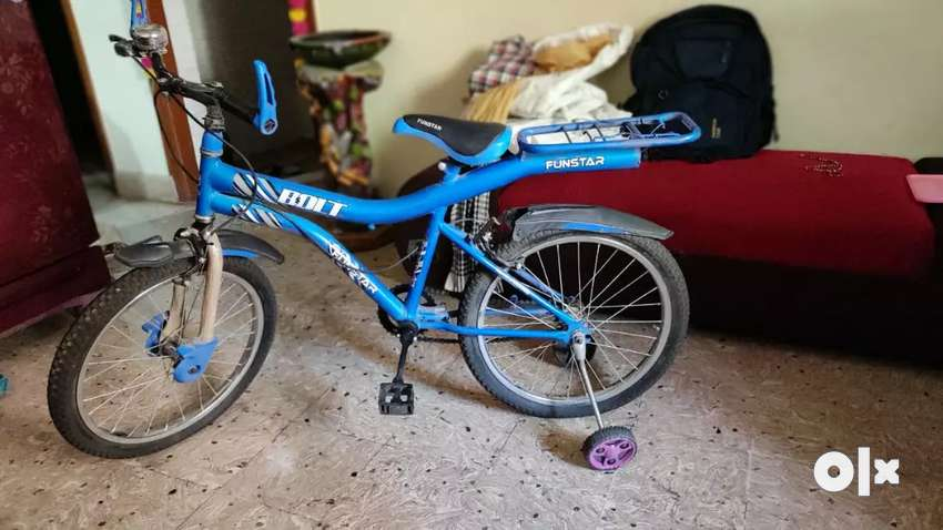 4month new cycle bolt cycle 4000rs 0