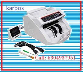 Currency counting machine for All notes available in best