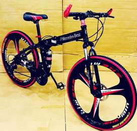 21 gears. All. New cycle available