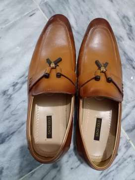 Brown shoes for events