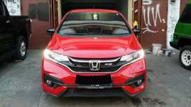 Jazz New 1.5 E ( RS ) CVT 2018/2019 Limited Edition Black On RED