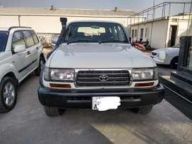 Toyota Land Cruiser LC 200 VX, 1996, Diesel