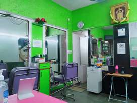 Beauty Parlour including 80000 Security Deposit (Monthly Rent 15000)