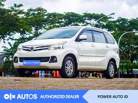 [OLX Autos] Daihatsu Xenia 2014 R dlx 1.3 Bensin A/T  #Power Auto ID