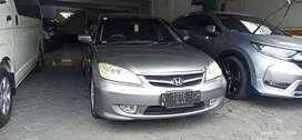 Honda Civic VtiS Manual 2004 istimewa siap pakai