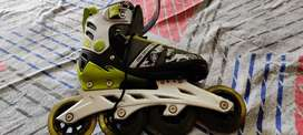 Inline skaters