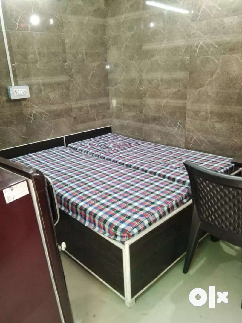 Available in one room set in fully finished in katwaria sarai 0