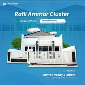 Rumah Mewah Siap Huni Rafli Ammar Residence