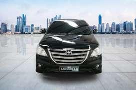 Toyota INNOVA G LUX Bsn Matic .Hitam Sangat Iatimewa Km Dikit