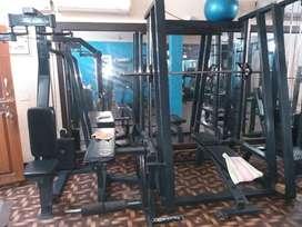 Full equipment and treadmills sell 12,00,000
