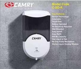 sanitizer dispenser @ 2600