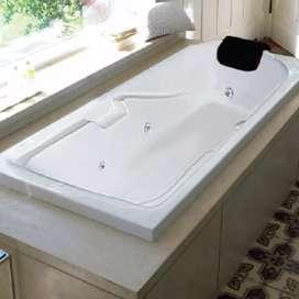 Bathub Hubert paket promo Palembang