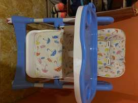 Dijual kursi makan bayi (high chair)