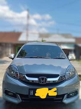 Dijual Honda Mobilio E MT 2015