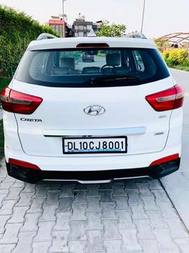 Hyundai Creta 1.6 SX Plus Auto, 2017, Diesel