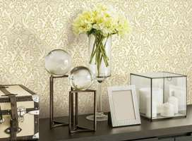 Pvc wallpaper wooden floors blinds mural wall picture photos