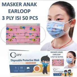 Masker Wajah Anak