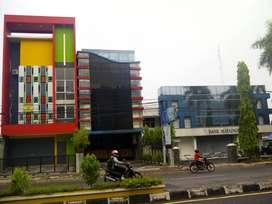 Dijual RUKO bangunan komersil lokasi strategis (HARGA NEGO)