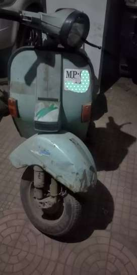 Original Vespa NV LML Piaggio, single kick start